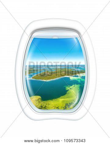 Scenic flight Australia
