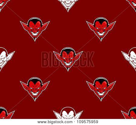 Devil Head Pattern