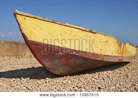 Battered Boat