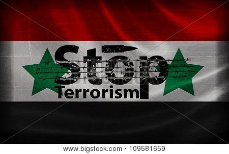 Stop Terrorism War