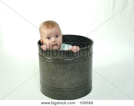 Baby In A Can