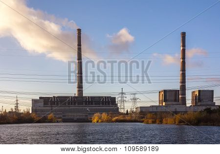 Thermal Power Plant .industry