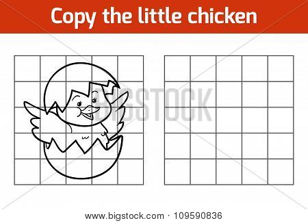 Copy The Picture: Chick