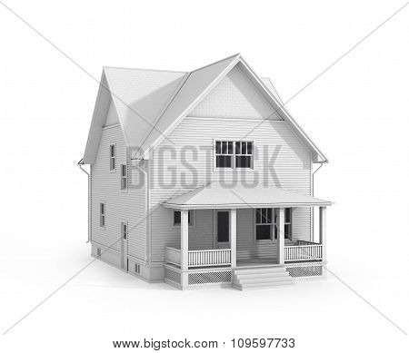 The House Have No Color.