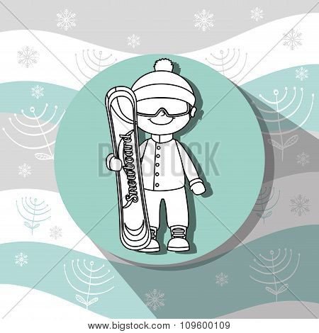 Winter sport and wear accesories