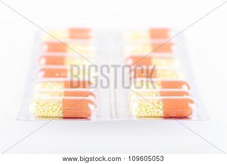 Closeup Photo Of Medicines