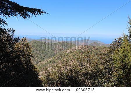 Troodos Mountains, Cyprus.