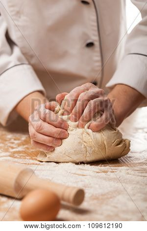 Baking.