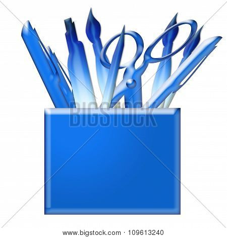 Stationery and writing utensils