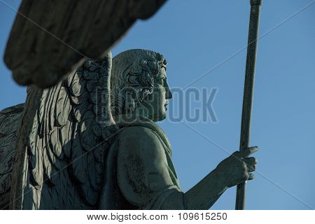 Angelic Balustrade
