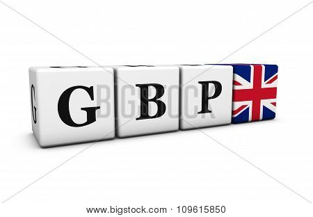 United Kingdom Uk Pound Currency Code Gbp