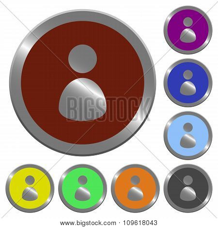 Color User Buttons