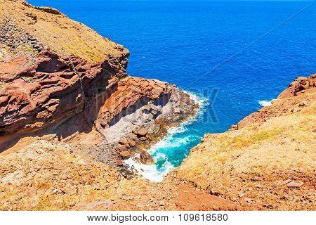 Madeira - Colorful Cliff Coast