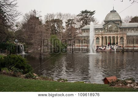 Retiro, Madrid, Spain