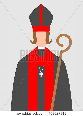 Woman-bishop