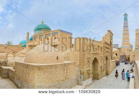The Medieval Khiva