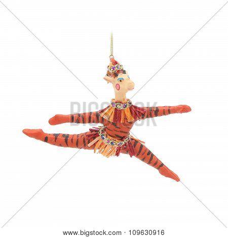 circus animal. Christmas decoration