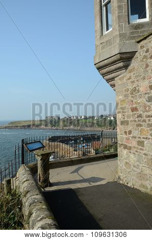 View Over Crail