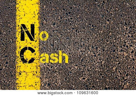 Business Acronym Nc As No Cash