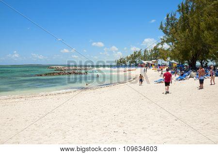 Sunny Sandy Beach