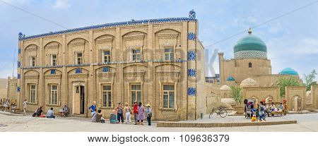 The Museums Of Khiva