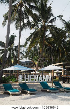 Hennan Resort in Bohol, Philippines
