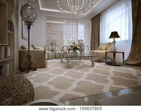 Living Oriental Style