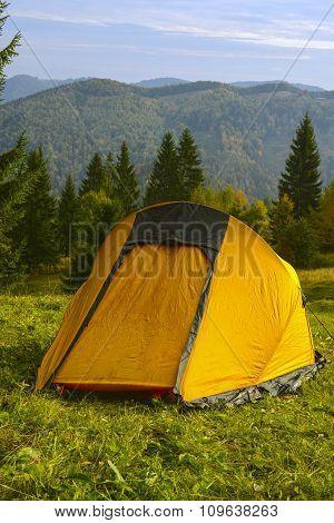 Yellow Tent