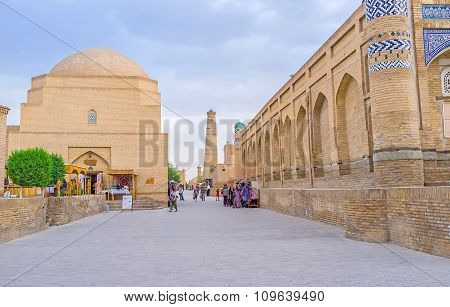 Walking In Khiva