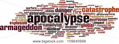 Apocalypse Word Cloud