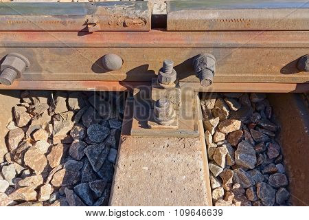 View Of Railway Bolt