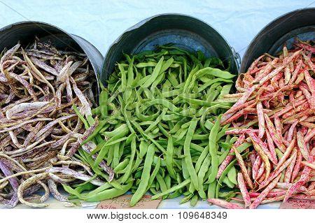 String Beans.