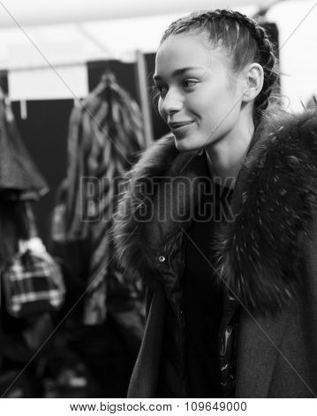 Custo Barcelona - Backstage - Fall 2015 Collection
