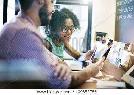 Digital Device Communication Information Internet Concept