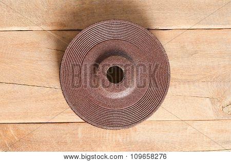 Blade Grinder  Abrasive Flap Grinding Disc.