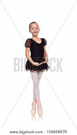 Ballet Dancer Kid
