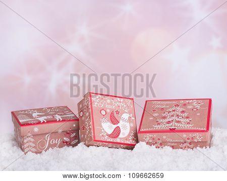 Holiday Gift Boxs
