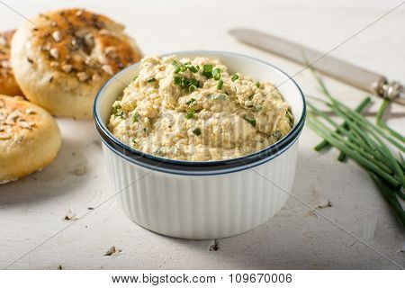 Vegan Cheese Cream Spread Healthy