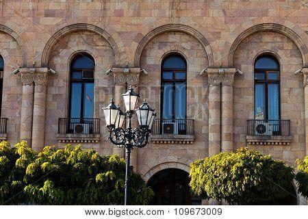The Historic Center Of Yerevan