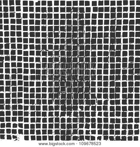 Old grunge Grid Texture