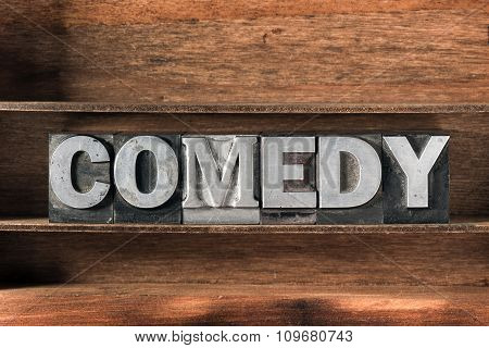 Comedy Word Tray