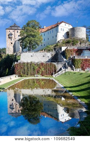 Becov nad Teplou castle, Czech republic