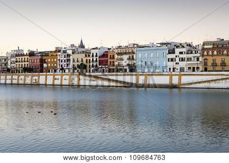 SEVILLE, SPAIN - OCTOBER 16