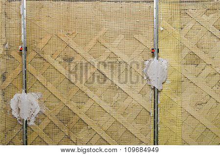 preparation for plaster