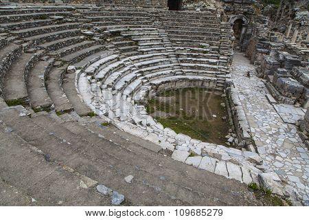 Ephesus Odeon