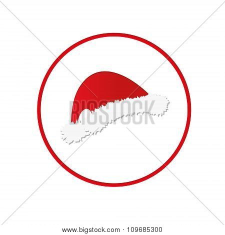 Santa's Hat Icon