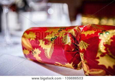 Christmas bon bon - Red