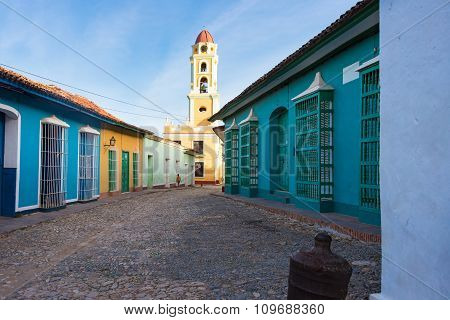 Trinidad de Cuba a Major Tourist Landmark in the Caribbean Island
