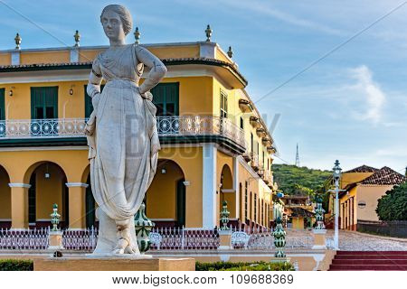 Trinidad de Cuba a Major Tourist Landmark in the Caribbean Island