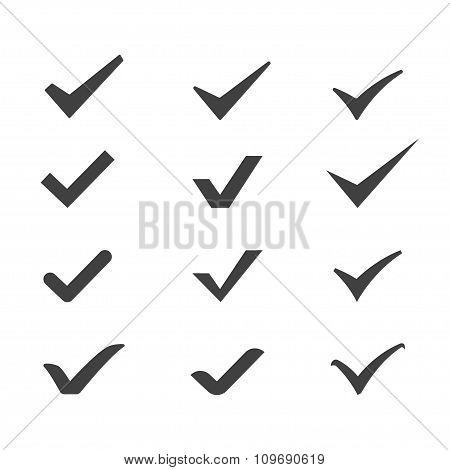 Ticks Icons